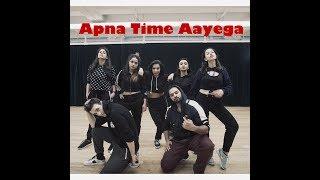 Apna Time Aayega| Gully Boy| Ranveer Singh & Alia Bhatt| DIVINE| Dub Sharma| Dance Cover