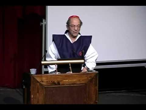 57th University of Chicago Hillel Latke-Hamantash Debate 2003 (Donald Levine Part 1)