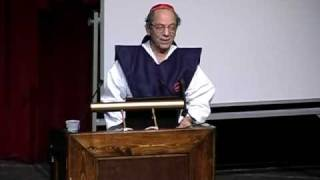 57th University of Chicago Hillel Latke-Hamantash Debate 2003 (Donald Levine Part 1)