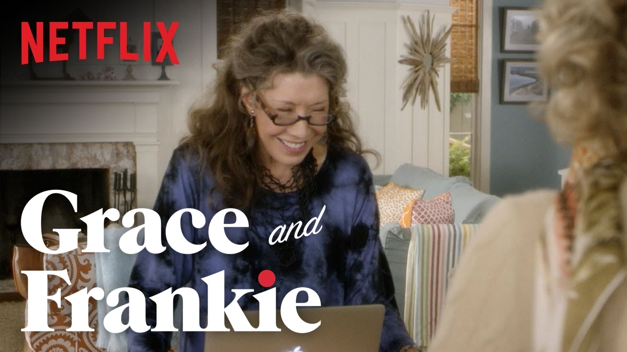 Download Grace and Frankie | Season 2 - Bloopers | Netflix