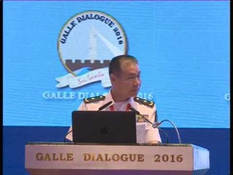 Rear Admiral Wang Dazhong Assistant to Chief of Staff of PLA Navy
