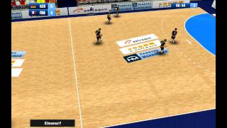 Handball Simulator 2010 European Tournament - Offizieller Trailer