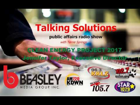 Talking Solutions with the Clean Energy Project