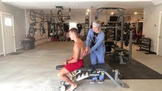EMU Nurs 221 Physical Assessment Kelsey Dillon