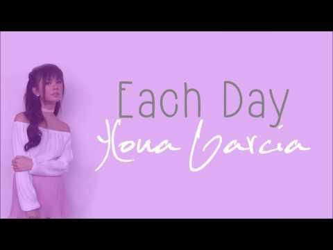 Each Day - Ylona Garcia