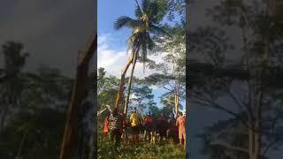 Nakababa na ang 47-anyos na lalaking halos tatlong taong nanirahan ...