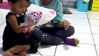 Kompak Tante & ponakan