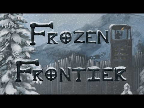 Frozen Frontier: Character Creation Part 1
