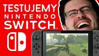 Kupisz konsolę dla jednej gry? Test Nintendo Switch