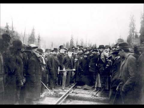Building The Canadian Pacific Railway