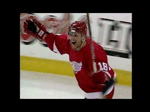 1999 Playoffs: Detroit Red Wings Goals (Incomplete)