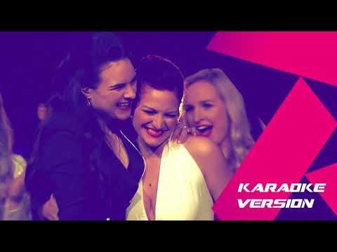 Karaoke version - Jessika feat. Jenifer Brening - Who we are (San Marino Eurovision 2018)
