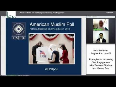 Webinar: American Muslim Poll