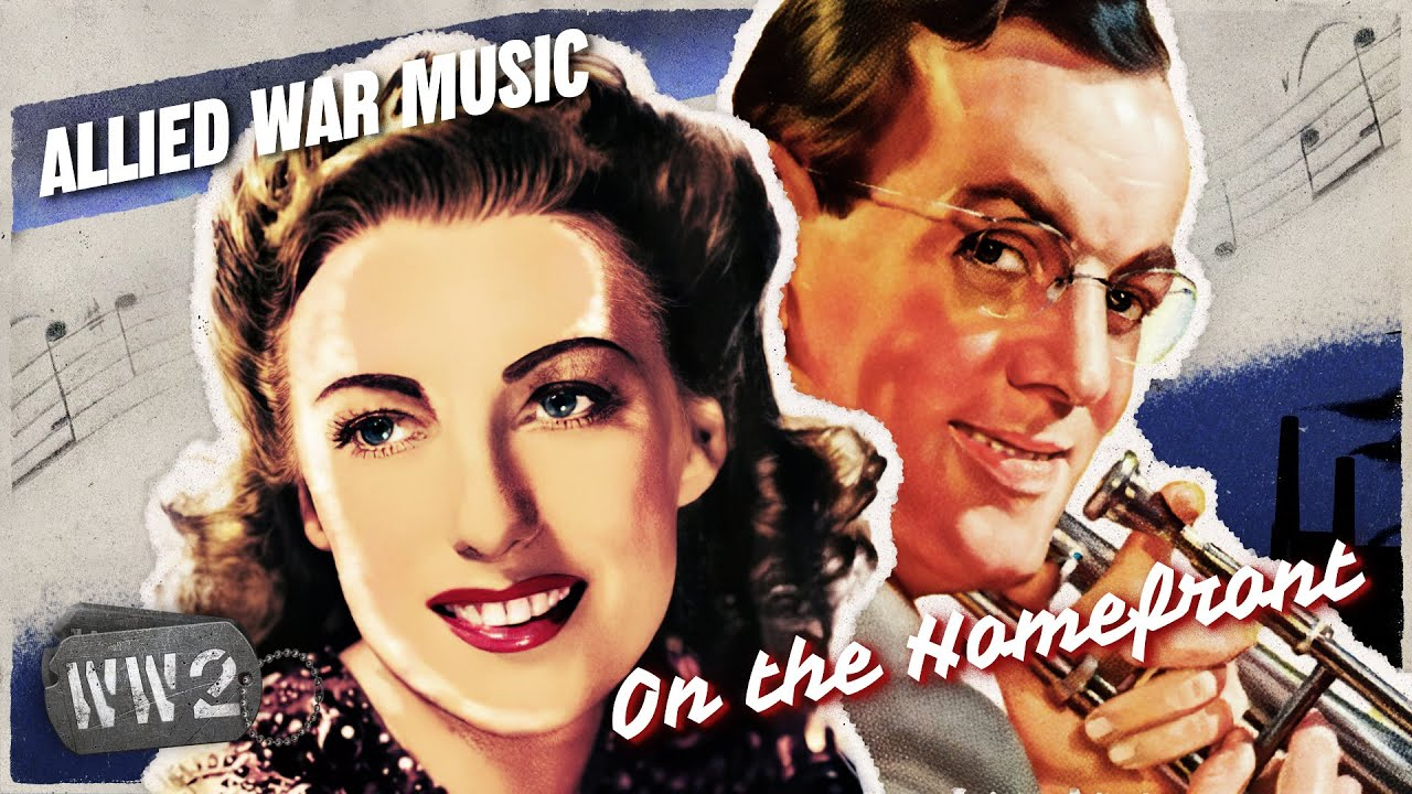 Praise the Lord and Pass the Ammunition - Music of World War Two - WW2 - On the Homefront 011