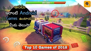Top 10 Best HD Android Games Below 100mb || By GSS ||