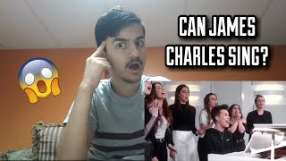 Vocal Coach Reacts To James Charles - Never Enough Cover ft. Cimorelli