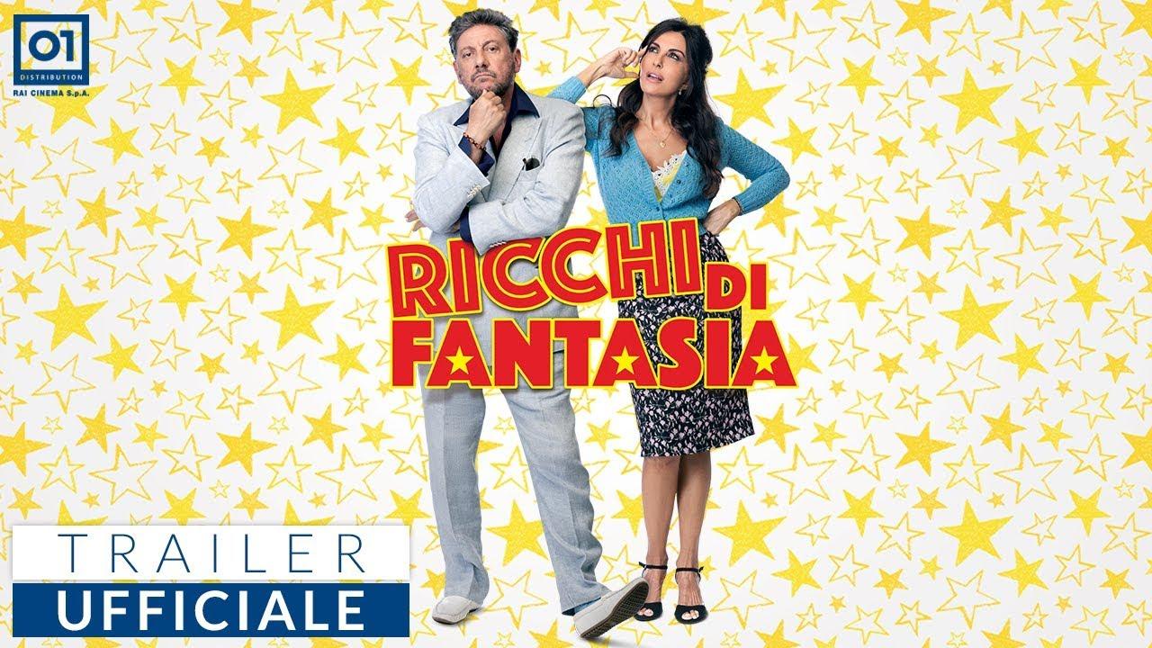RICCHI DI FANTASIA (2018) con Sergio Castellitto e Sabrina Ferilli - Trailer ufficiale HD