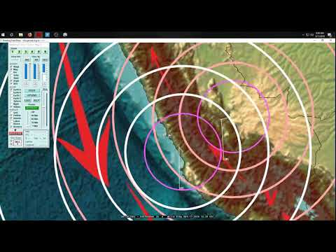 5/17/2018 -- West Coast on watch -- Earthquake activity spreads to Europe -- Hawaii Update