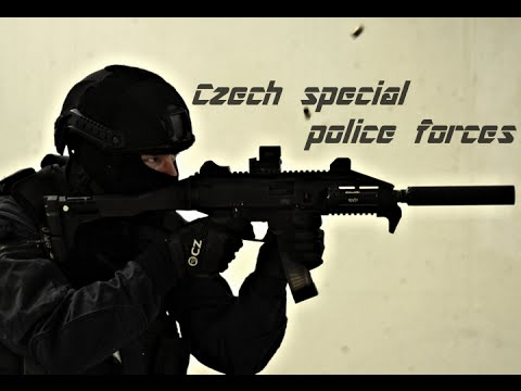 Czech Police Special Forces