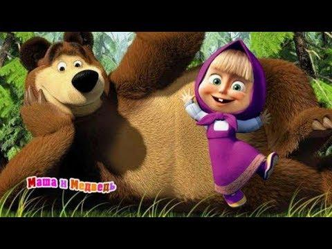 Masha And The Bear Wallpaper Hp
