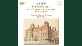 """Symphony No. 7 in C Major, Hob. I:7 """"Le midi"""": II. Recitativo. Adagio - Allegro - Adagio"""