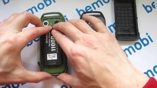 Видео обзор Land Rover X550 11000 мАч - защищенный телефон(Видео обзор противоударного телефона Land Rover X550 с мощной батареей 11000 мАч. Купить и почитать подробнее - http://bem..., 2016-02-25T10:24:01.000Z)
