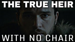 Jon Snow Will Never Sit On The Iron Throne? - Game of Thrones Season 8 (End Game Theories)