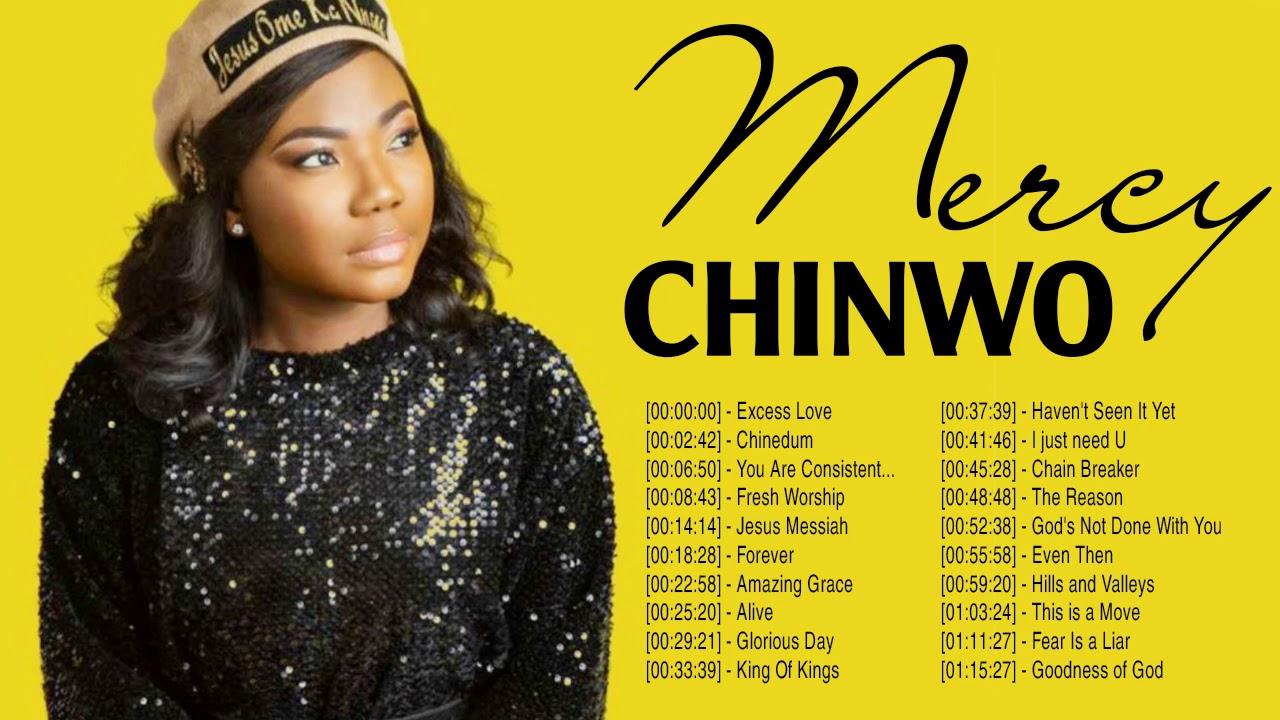 Inspirational Mercy Chinwo Gospel Music Praise and Worship Songs - Best Christian Gospel Songs Ever