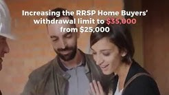 Canadian Federal Budget 2019 - New mortgage incentives for first time home buyers