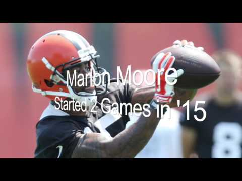 Cleveland Browns training camp preview: Wide receivers