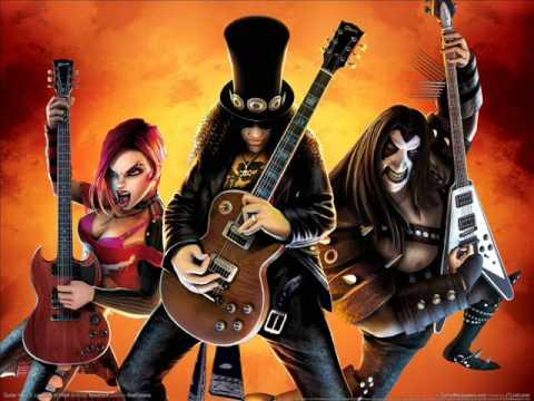 Guitar Hero 3 Soundtrack The Devil Went Down To Georgia(with lyrics)