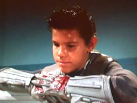 Sharkboy [Taylor Lautner] in the beginning of 'The ...