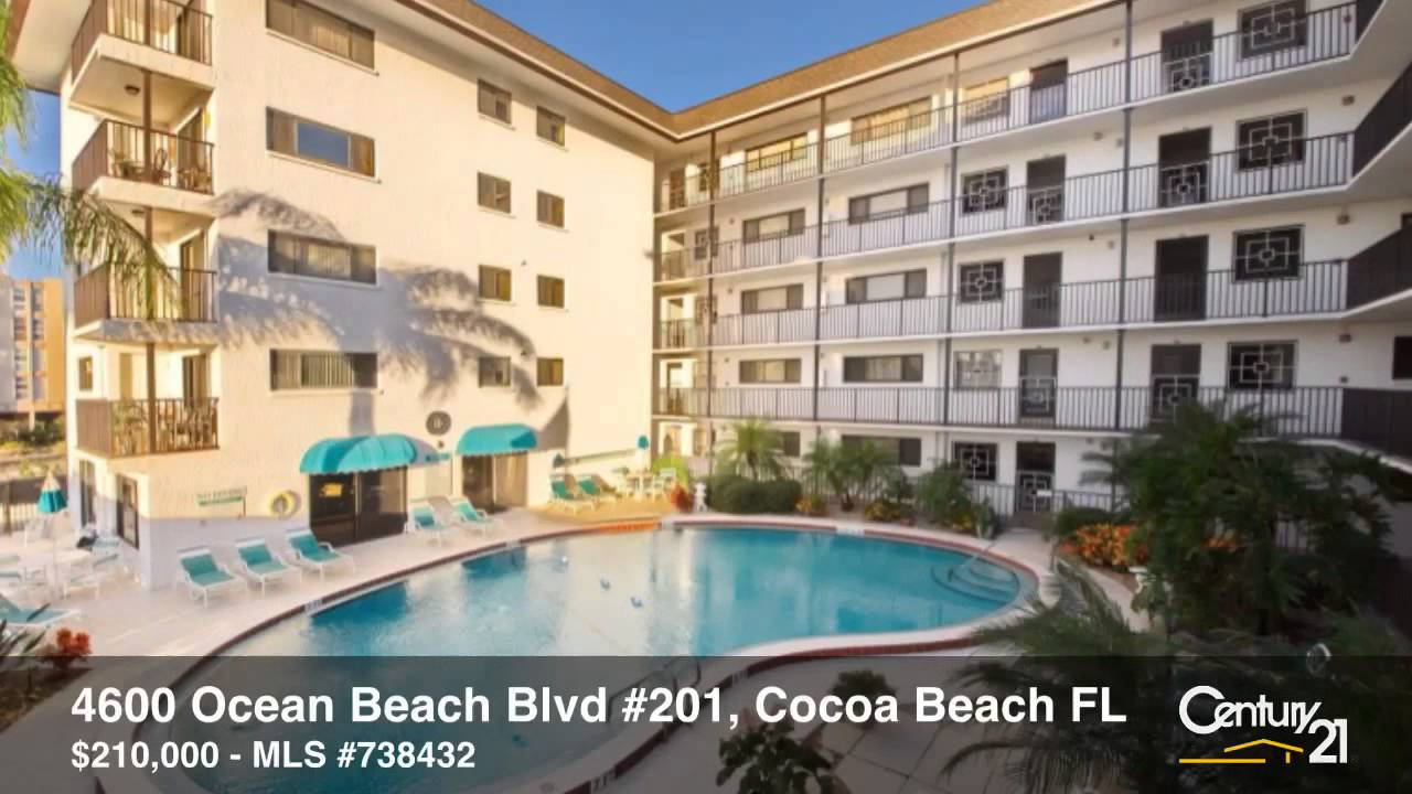 Sold Driftwood Villas Condo Cocoa Beach Florida