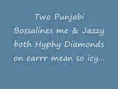 Jazzy B - Rambo Lyrics