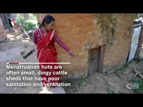 """What exactly are Nepal's """"menstruation huts?"""""""