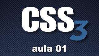 css3 aula 01 inserindo css na pgina html