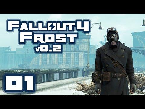 Let's Play Fallout 4: Frost Survival Simulator [v 0.2] Challenge - Part 1 - Landmine Diplomacy