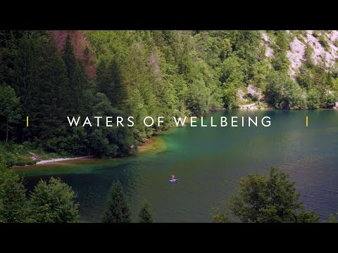 National Geographic: Slovenia💚 a land of healthy waters