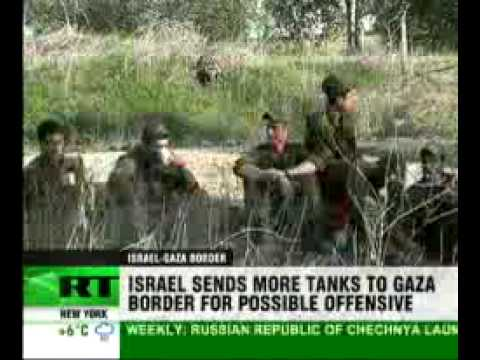 Israel gears up for ground assault