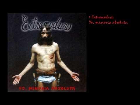 Extremoduro - A fuego (letra).