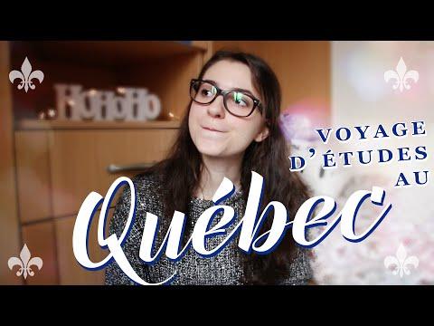 CONSEILS : étudier à Montréal (échange universitaire)