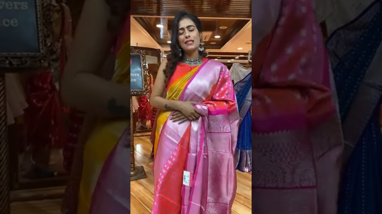 Exclusive Kuppadam Sarees Live Showcase at Weavers Price Valid for 24 Hours | Brand Mandir
