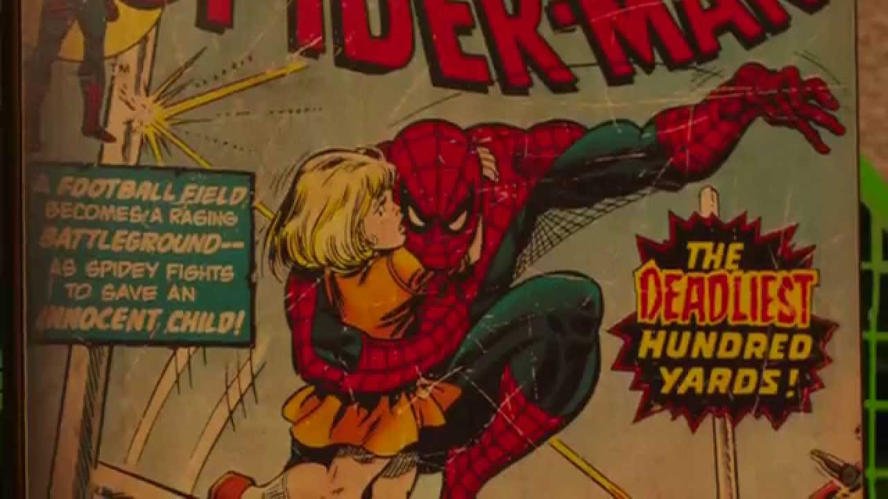 My Comic Wall Art Collection [HD] - YouTube