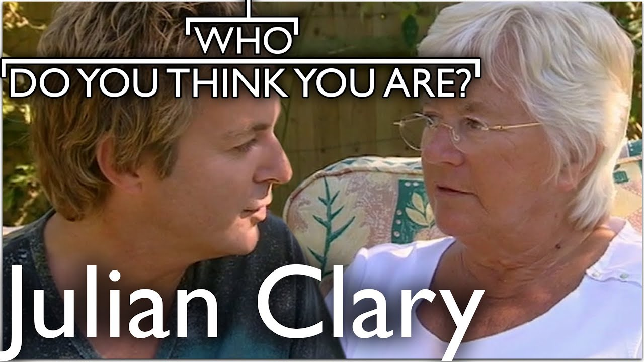 Julian Clary Reveals Shock Discovery To Parents | Who Do You Think You Are