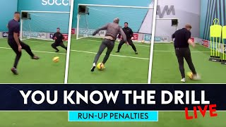Jimmy Bullard v Tony Bellew v Rob Beckett | MLS Run-Up Penalty Shootout | You Know The Drill LIVE!