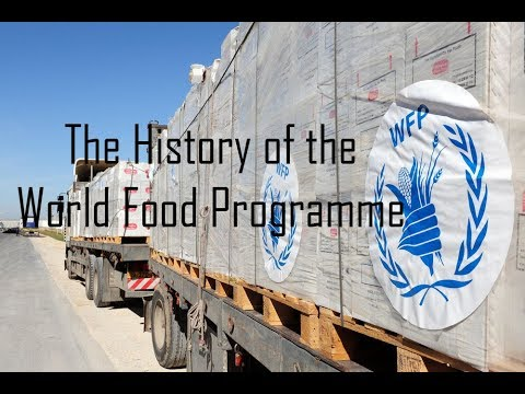 The History of the World Food Programme