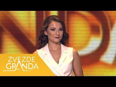 Marijana Celar - Pozeli srecu drugima, Tek sad - (live) - ZG 1 krug 16/17 - 01.10.16. EM 2