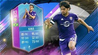 FIFA 18 End of Era Kaka Review - 92 Kaka Player Review - Fifa 18 Ultimate Team