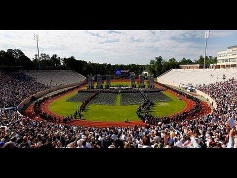 Duke University Commencement Ceremony 2014