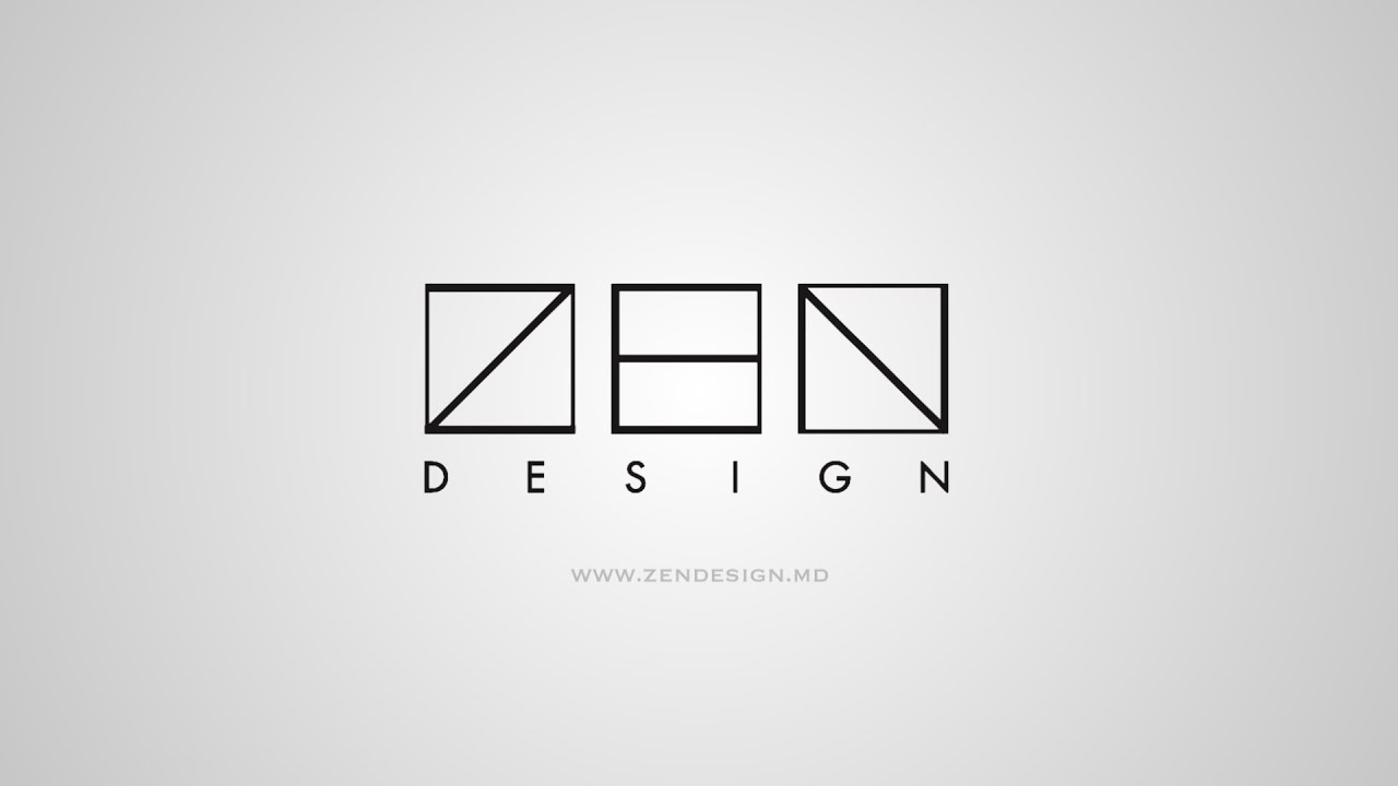 zen design - youtube
